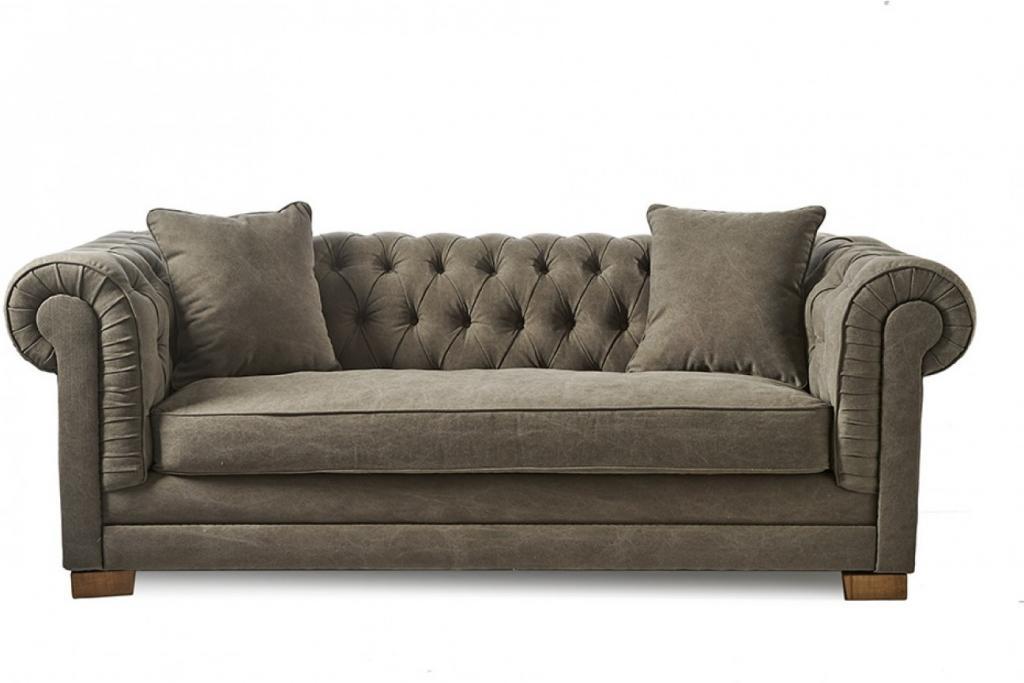 Riviera Maison Kussen : Couch sitzer crescent avenue grafiet rivièra maison